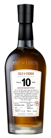 "Nyborg Isle of Fionia ""Adventurous Spirit"" Peated 10yo, 59,9%. (Organic)."