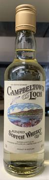 Campbeltown Loch, Blended Scotch Whisky, 30%. 35cl.