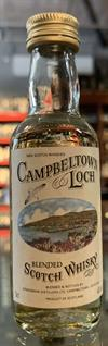 Campbeltown Loch Blended Whisky. 40%. Mini Bottle. 5cl.