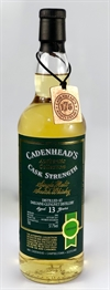 Dailuaine 2004, 13yo, 57,7%. Cadenheads Authentic Collection