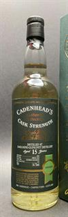 Dailuaine 2004, 15yo, 54,7%. Cadenheads Authentic Collection.