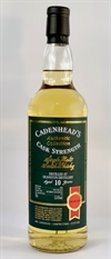 Deanston 2008, 10yo, 53,6%. Cadenheads Authentic Collection.