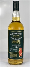 Fettercairn 1988, 29yo, 54,9%. Cadenheads Authentic Collection