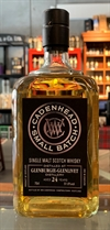 Glenburgie 1992, 24yo, 51,6%. Cadenheads International Release 16.