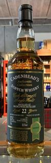 Inchgower 1989, 22yo, 56,5%, Cadenhead's Authentic Collection