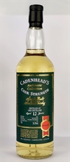 Ord 2006, 12yo, 55,3%. Cadenheads Authentic Collection.