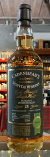 Speyside 1991, 24yo, 53,3%. Cadenheads Authentic Collection.